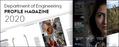 Download Profile 2020 - Department of Engineering